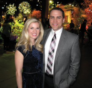 Improper Bostonian covers Flower Show Preview Party